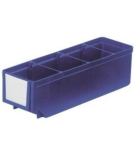 Bac compartimentable en polystyrène, L300mm