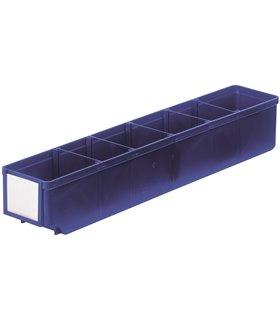 Bac compartimentable en polystyrène, L500mm