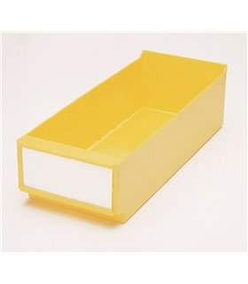 Bac compartimentable en polystyrène haute densité, L400mm