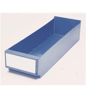 Bac compartimentable en polystyrène haute densité, L500mm
