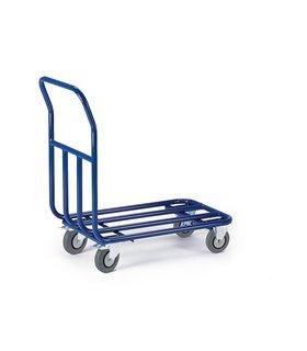 Chariot magasin en tube