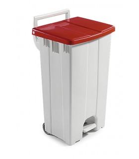 Container plastique 90 litres à pédale