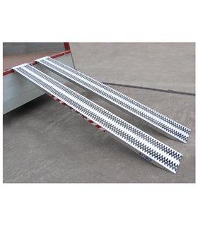 Rail de chargement professionnel en aluminium 4500kg