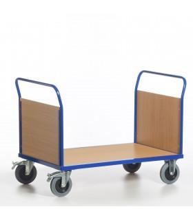 Chariot à 2 dossiers bois