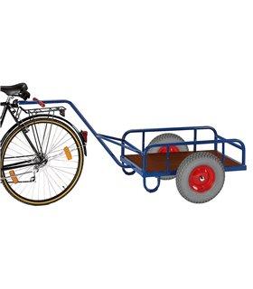 Remorque à vélo tout terrain