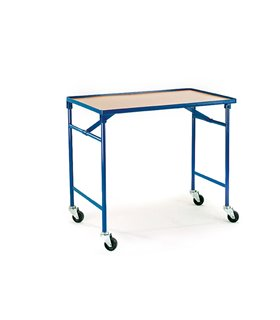Table pliable mobile