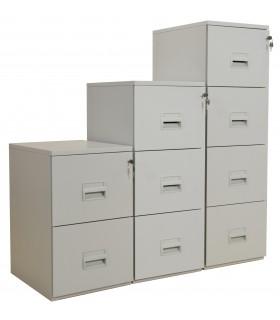 Classeur 3 tiroirs pour dossiers suspendus