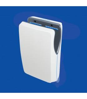 Sèche-mains à air pulsé avec évaporation automatique
