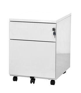 Caisson mobile de bureau 2 tiroirs