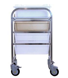 Chariot de décontamination