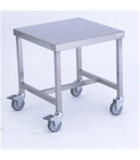 Table roulante inox