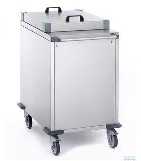 Chariot à niveau constant pour casiers à verres