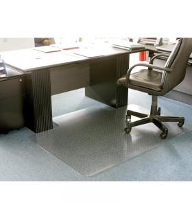 Tapis chaise de bureau à picots