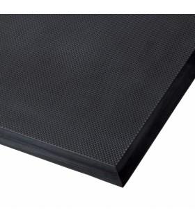 Tapis anti-fatigue ESD polyuréthane surface granuleuse