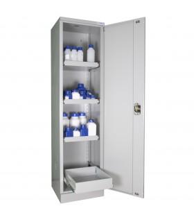 Colonne de sûreté à tiroirs