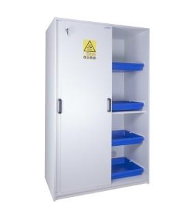 Armoire de sécurité laboratoire portes battantes
