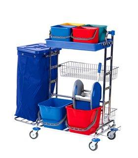Chariot de ménage professionnel