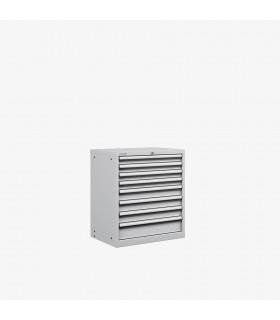 Armoire 8 tiroirs L717xP572xH850mm