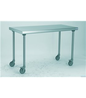 Table inox mobile